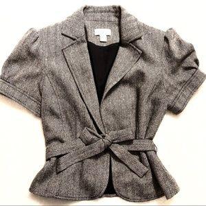Herringbone Jacket by Loft